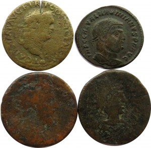 Rzym, Bizancjum, lot 4