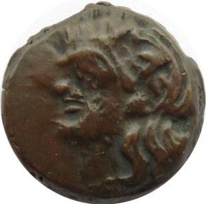 Grecja, Pantikapajon, AE20 (294-284pne)