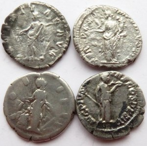 Rzym, Republika, denar 114-115, Rzym