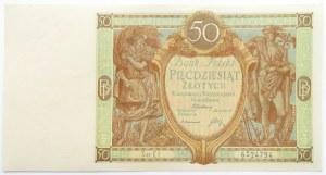 Polska, II RP, 50 złotych 1929, seria EI, UNC/UNC-