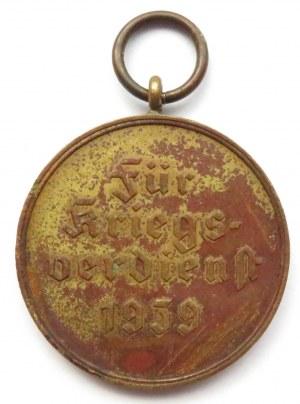 Niemcy, III Rzesza, Medal Zasługi Wojennej za rok 1939