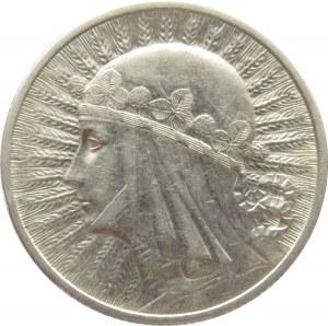Polska, II RP, Głowa Kobiety, 2 złote 1933