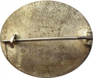 Niemcy, III Rzesza, odznaka za rany, II wojna światowa, sygnowana 13, tombak