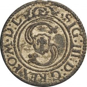 Zygmunt III Waza, szeląg bez daty, Wilno