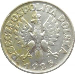 Polska, II RP, Kłosy, 2 złote 1925, Warszawa