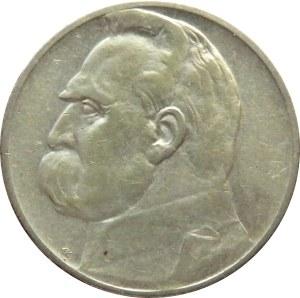 Polska, II RP, Józef Piłsudski, 2 złote 1934