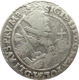 Zygmunt III Waza, ort 1621, ....PRU*MA, Bydgoszcz