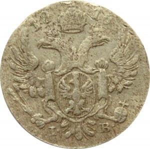 Aleksander I, 10 groszy 1816 I.B., Warszawa, ładne