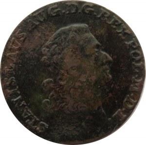 Stanisław A. Poniatowski, trojak 1794 M.V., Warszawa