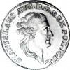 RRR-, Stanisław August Poniatowski. PRÓBA dukata 1779, Warszawa