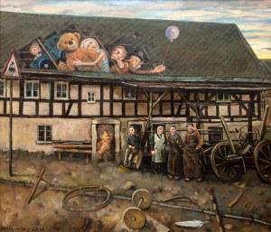 Dariusz Miliński (ur. 1957), Dom kołodzieja, z cyklu