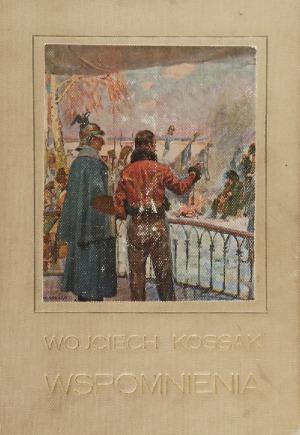 Wojciech KOSSAK (1856-1942), Wspomnienia.