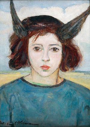 Wlastimil HOFMAN (1881-1970), Merkury, ok. 1920