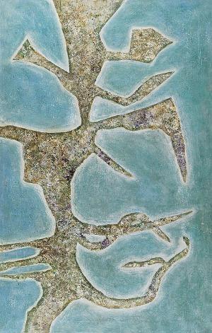 Zofia ARTYMOWSKA (1923-2000), Czas przeszły, 1965