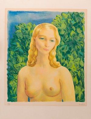 Mojżesz Kisling, (1891 - 1953), Ewa
