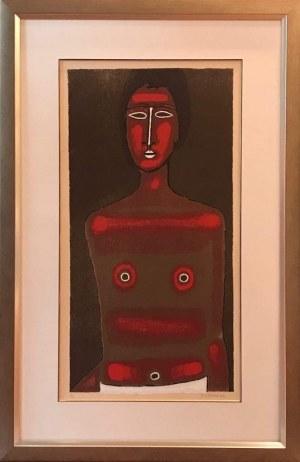 JERZY NOWOSIELSKI (1923-2011) PÓŁAKT