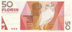 Aruba, 50 Florin, 1993, UNC, p13