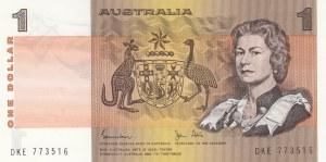 Australia, 1 Dollar, 1982, UNC, p42d