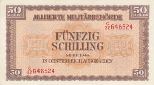 Austria, 50 Schilling, 1944, XF(+), p109