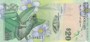 Bermuda, 20 Dollars, 2009, UNC, p60b