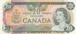 Canada, 20 Dollars, 1979, XF, p93c