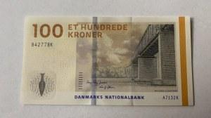 Denmark, 100 Kroner, 2009, UNC, p66
