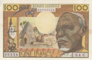 Equatorial African States, 100 Francs, 1963, UNC (-), p3c