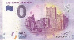 Fantasy Banknotes, 0 Euro, 2017, UNC,