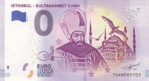 Fantasy Banknotes, 0 Euro, 2019, UNC,