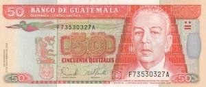 Guatemala, 50 Quetzales, 2006, UNC, p113a