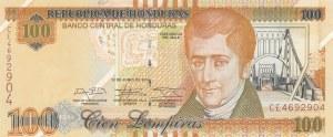 Honduras, 100 Lempiras, 2014, UNC, p102b