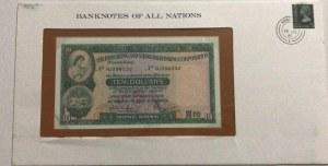 Hong Kong, 10 Dollars , 1978, UNC, p182, FOLDER