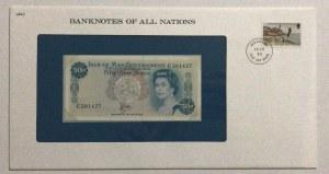Isle of Man, 50 New Pence, 1972, UNC, p28b, FOLDER