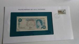 Isle Of Man, 50 New Pence, 1979, UNC, p33a, FOLDER