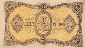 İtaly, 50 Cents, 1870, UNC,