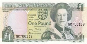 Saint Helena, 1 Pound, 2000, UNC, p26a