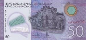 Nicaragua, 50 Cordobas, 2014, UNC, p211a