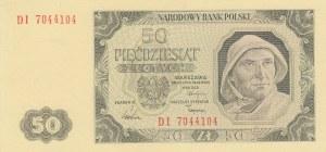 Poland, 50 Zlotych, 1948, UNC, p138