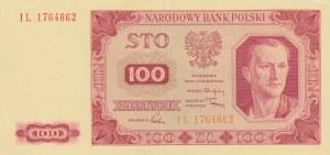 Poland, 100 Zlotych, 1948, AUNC(-), p139a