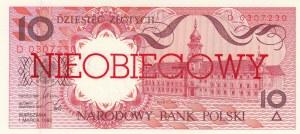 Poland, 10 Polish Zloty, 1990, UNC, p167a