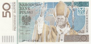 Poland, 50 Zloytch, 2006, UNC, p178, FOLDER