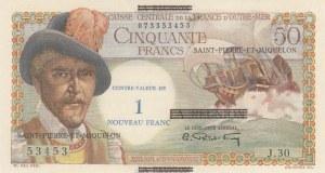 Saint Pierre and Miquelon, 1 New Franc, 1960, UNC, p30