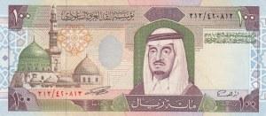 Saudi Arabia, 100 Riyals, 2003, UNC, p29