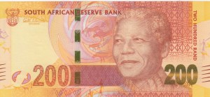 South Africa, 200 Rand, 2013-2016, UNC, p142a