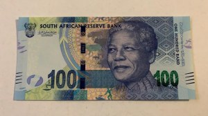 South Africa, 100 Rand, 2018, UNC, p146c