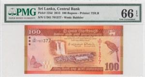 Sri lanka, 100 Rupees, 2015, UNC, P125d