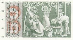 Switzerland, 50 Franken, 1974, UNC, p48n