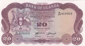 Uganda, 20 Shillings, 1966, UNC, p3