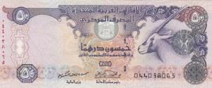 United Arab Emirates, 50 Dirhams, 2004, XF, p29a