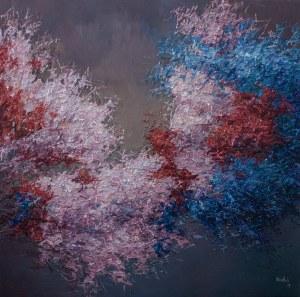 Olena Horhol, Flowering XIII, 2019